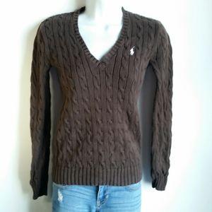 Ralph Lauren sport sweater size S